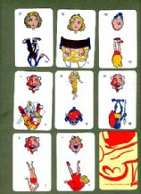 Collectible cards game Grandfather's Whiskers puzzle